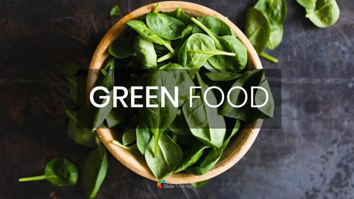 채소 식료품 구글슬라이드 템플릿_01