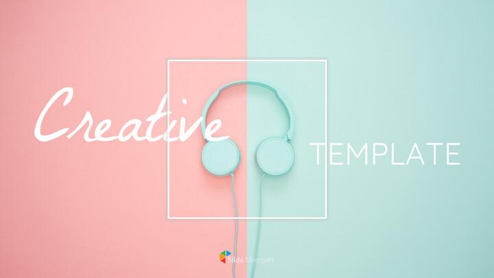 크리에이티브 Google 피피티 템플릿_01