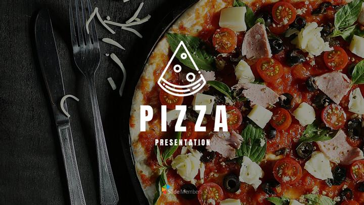 피자 구글슬라이드 테마 & 템플릿_01