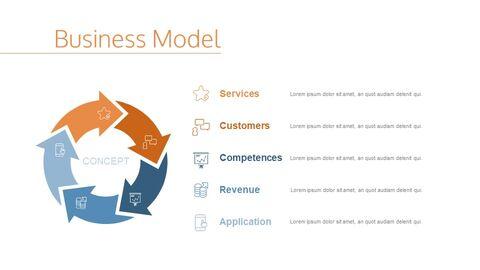 비즈니스 미팅 플랫폼 테마 Google 슬라이드_04