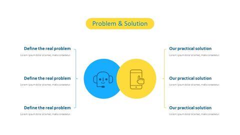 청소 서비스 심플한 Google 슬라이드 템플릿_02