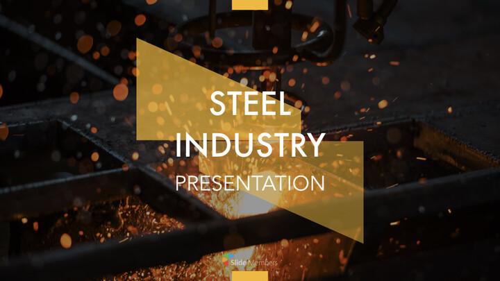 Steel Industry Ultimate Keynote Template_01