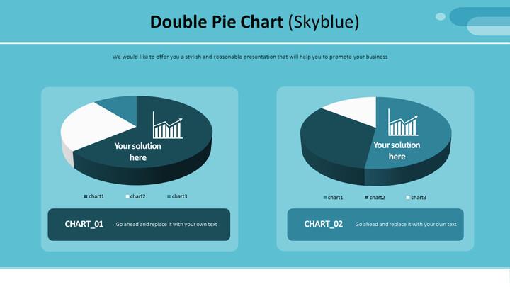 Double Pie Chart (Skyblue)_01