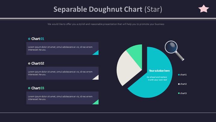 Separable Doughnut Chart (Star)_01