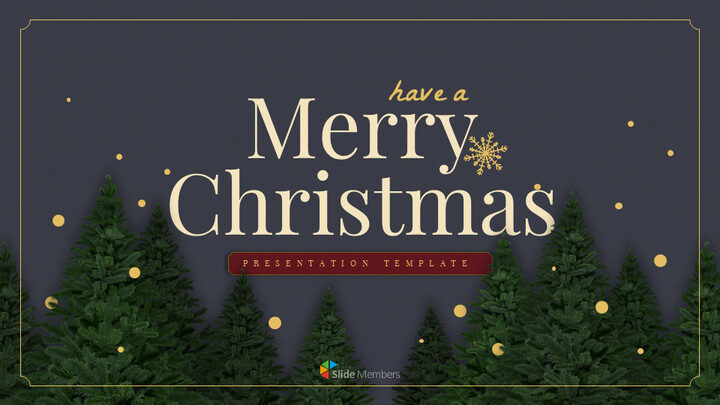 Merry Christmas Google Slides Themes_01