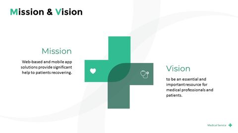 Medical Service Pitch Deck PowerPoint Templates_03