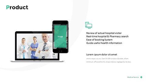 의료 서비스 피치덱 파워포인트 템플릿_09