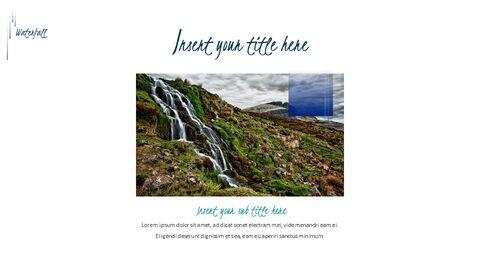 Waterfall Google PowerPoint Presentation_03