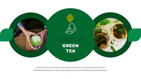 Green Tea Google Slides Template Diagrams Design_04