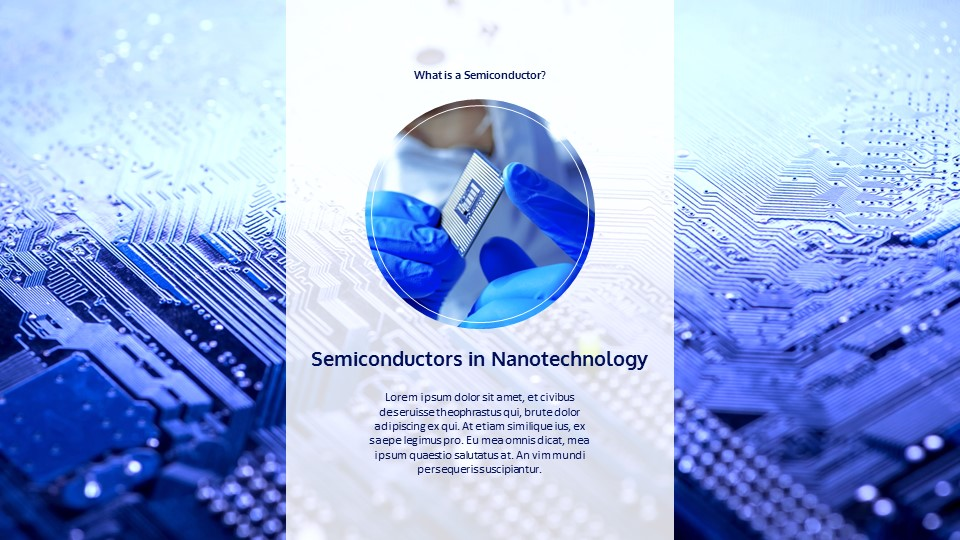 What Is A Semiconductor Google Ppt Templates
