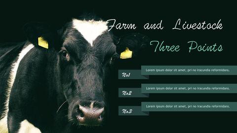 농장과 가축 Mac용 키노트_05