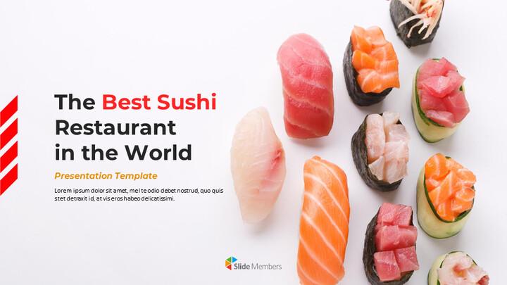The Best Sushi Restaurant in the World Google Slides_01