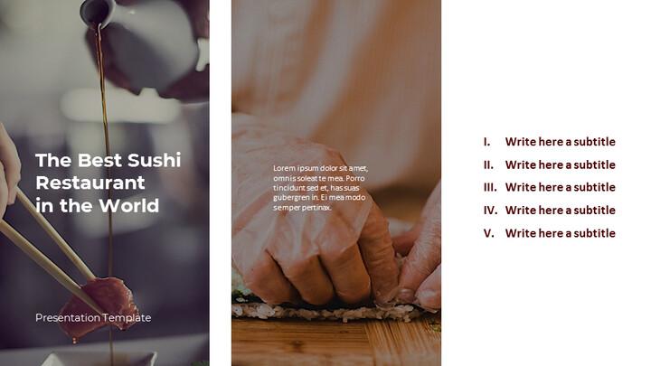 세계 최고의 스시 레스토랑 구글 슬라이드_02