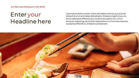 The Best Sushi Restaurant in the World Google Slides_02