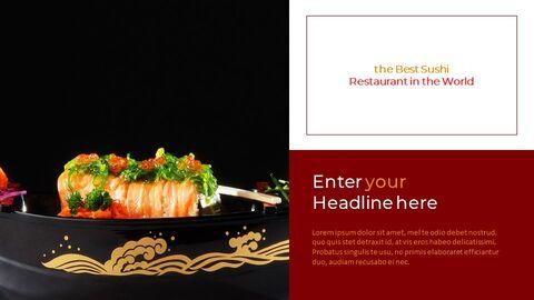 The Best Sushi Restaurant in the World Google Slides_05
