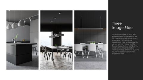 3d Modern Interior Simple Keynote Template_09