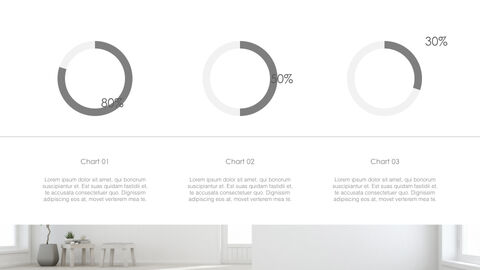 3d Modern Interior Simple Keynote Template_15