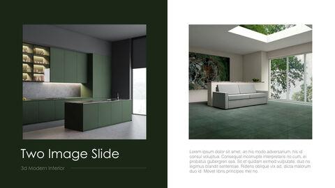 3d Modern Interior Simple Keynote Template_18