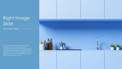 3d Modern Interior Simple Keynote Template_21