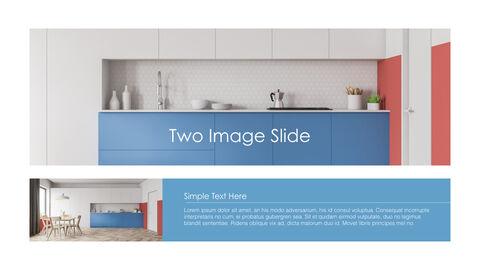 3d Modern Interior Simple Keynote Template_22