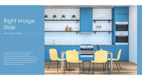 3d Modern Interior Simple Keynote Template_23