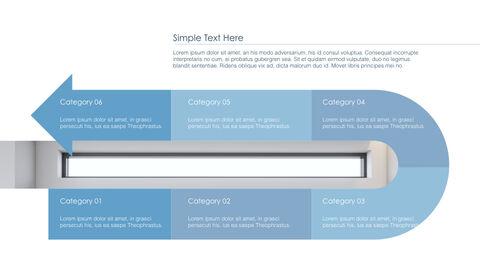 3d Modern Interior Simple Keynote Template_24