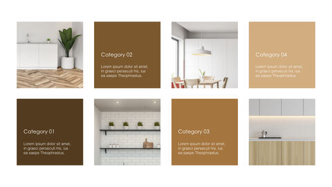 3d Modern Interior Simple Keynote Template_35