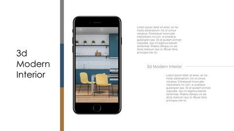 3d Modern Interior Simple Keynote Template_39