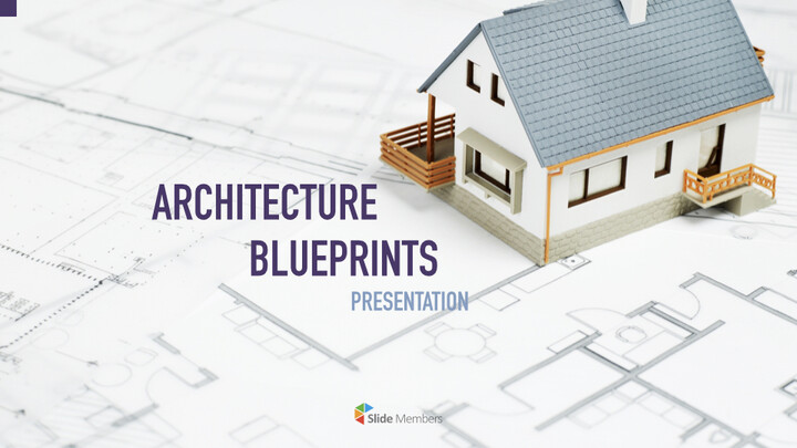 Architecture Blueprints PPT to Keynote_01
