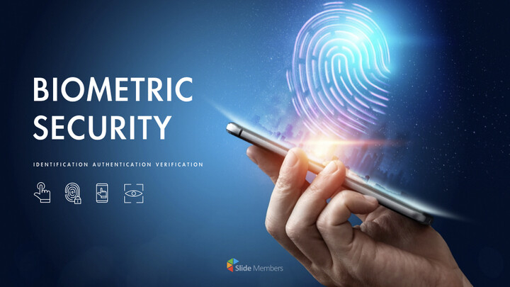 Biometrics Security Ultimate Keynote Template_01