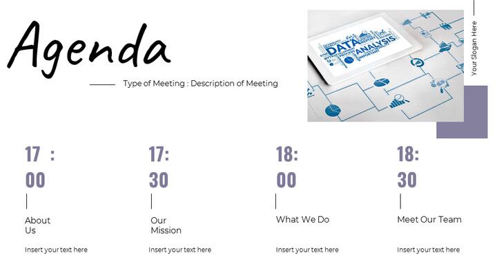 마케팅 제안서 Google 프레젠테이션 슬라이드_02