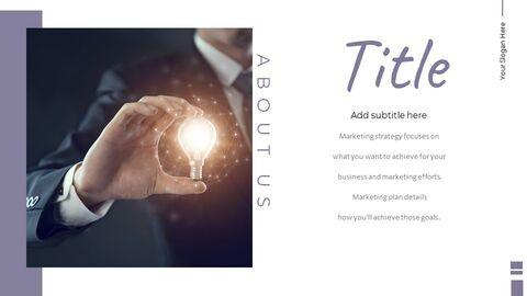 마케팅 제안서 Google 프레젠테이션 슬라이드_03