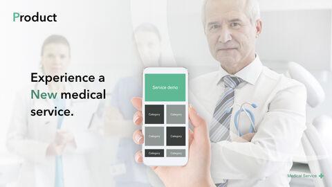 의료 서비스 피치덱 윈도우용 키노트_10