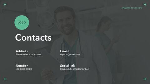 의료 서비스 피치덱 윈도우용 키노트_17