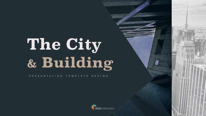 City & Building PowerPoint for mac_01