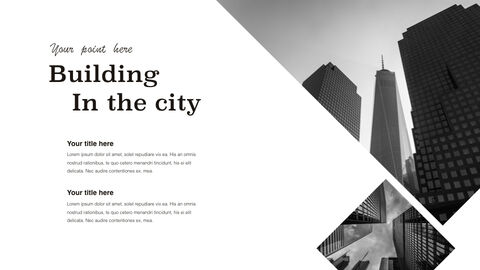 City & Building PowerPoint for mac_05