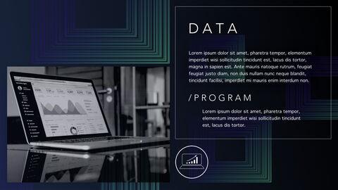 데이터 UI / UX 분석 테마 키노트 디자인_09