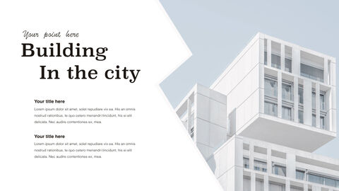 City & Building PowerPoint for mac_20