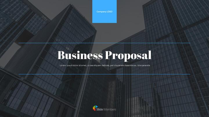 사업 제안서 피치덱 프레젠테이션 템플릿_01