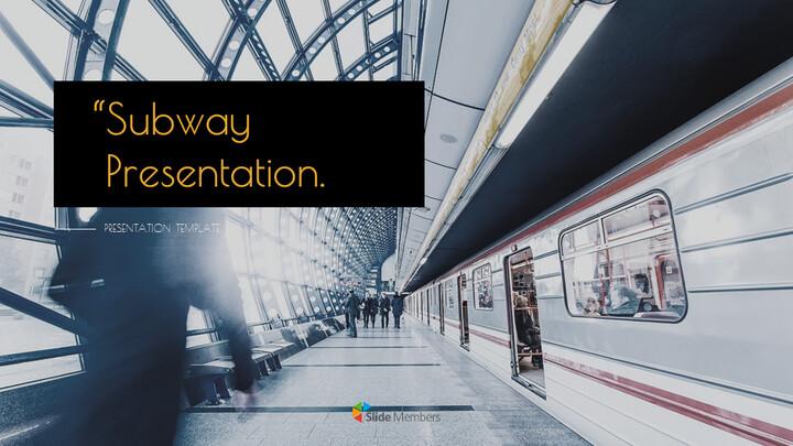 지하철 Google 슬라이드의 파워포인트_01
