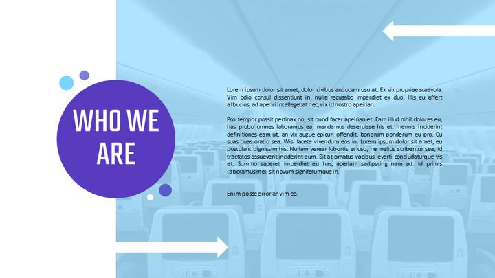 항공사 APP 스타트 업 피치덱 프레젠테이션용 Google 슬라이드_02