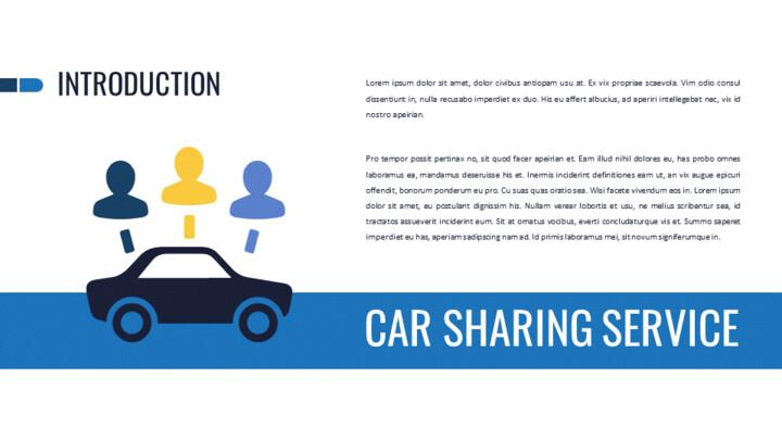 자동차 공유 서비스 피치덱 맞춤형 구글 슬라이드_02