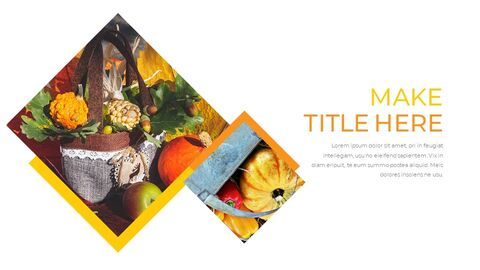 Thanksgiving day Simple Presentation Google Slides Template_19