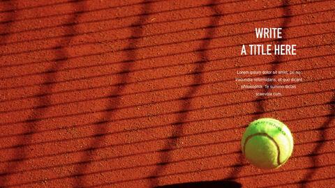 테니스 멀티 프레젠테이션 키노트 템플릿_09