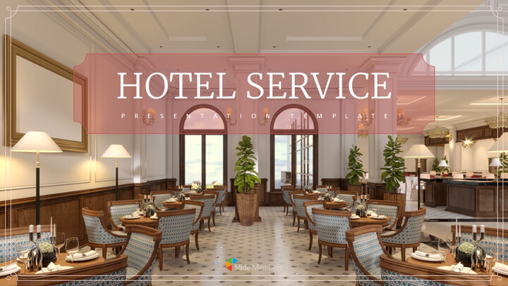 Hotel Service Easy Google Slides Template_01