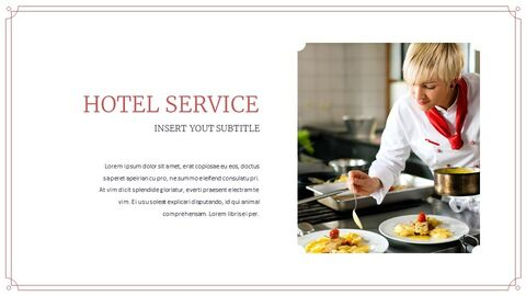 Hotel Service Easy Google Slides Template_02