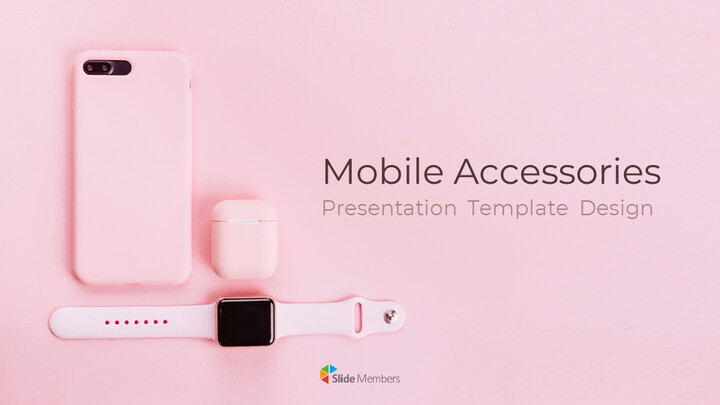 Mobile Accessories Google Slides Template Design_01