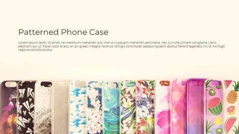 Mobile Accessories Google Slides Template Design_03