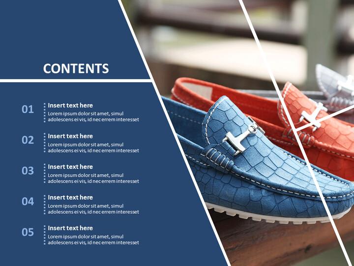 신발 가게 - 구글 슬라이드 템플릿 무료 다운로드_02