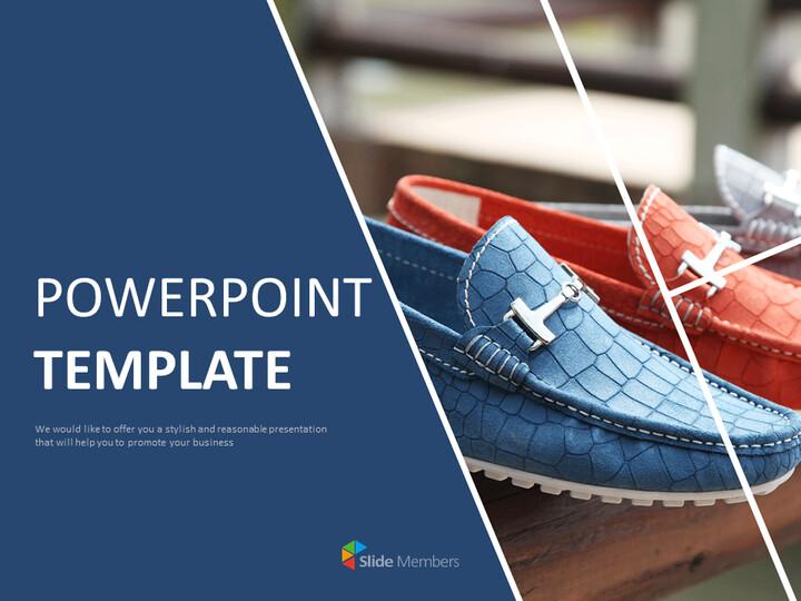 신발 가게 - 구글 슬라이드 템플릿 무료 다운로드_01